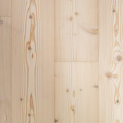 FLOORs Selection Larch NEVA soaped | Wood panels | Admonter Holzindustrie AG