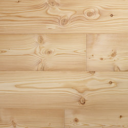 FLOORs Selection Larch LANEA soaped | Wood panels | Admonter