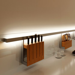 Lighting system 6 Light railing | General lighting | GERA