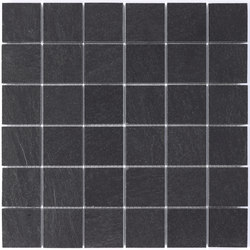 Alpino mosaico negro | Ceramic mosaics | KERABEN