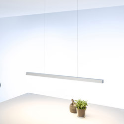 Pendant light 40x40 | GERA light system 6 | Suspended lights | GERA
