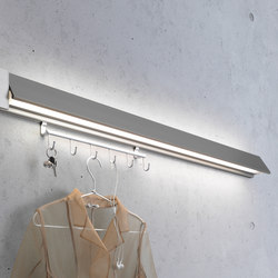 Lighting system 8 Coat rack lamp | Illuminazione generale | GERA