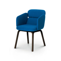 Bliss Chair | Restaurant chairs | ARFLEX