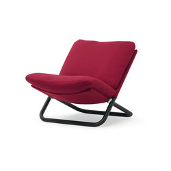 Cross low armchair | Lounge chairs | ARFLEX