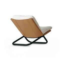 Cross low armchair | Loungesessel | ARFLEX