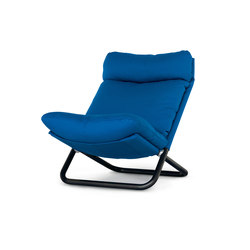 Cross high armchair | Loungesessel | ARFLEX