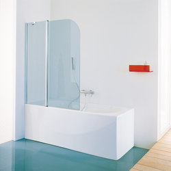 Bath screen Electra | Shower screens | SAMO