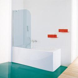 Wannenaufsätze | Duschabtrennungen | SAMO