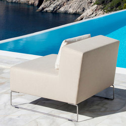 JAM lounge chair | Poltrone da giardino | April Furniture