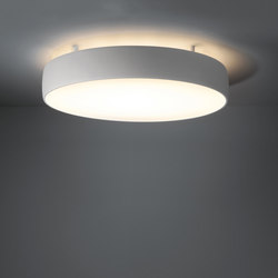 Flat moon 680 up/down TL5 1-10V GI | Ceiling lights | Modular Lighting Instruments