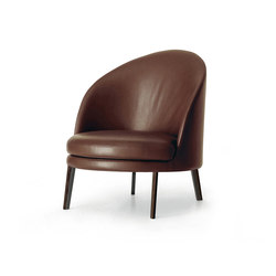 Jules Armchair - Leather Version | Armchairs | ARFLEX