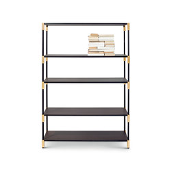 Match Bookcase | Shelving systems | ARFLEX