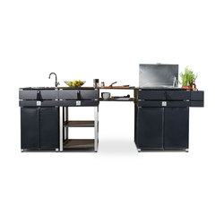 ocq Modular | Edition Grey | Barbecues | OCQ
