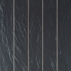 Atlas split negro | Wall tiles | KERABEN