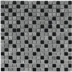 Atlas malla negro | Mosaicos | KERABEN