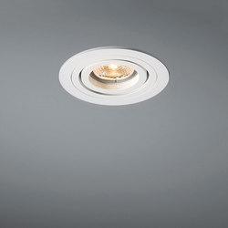 K-1 89 LED 1-10V/Pushdim RG   Recessed ceiling lights   Modular Lighting Instruments