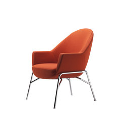S 831 | Lounge chairs | Thonet