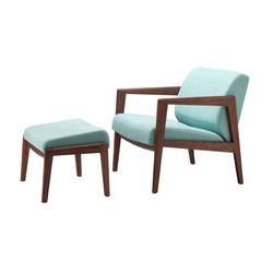 860 F+H | Lounge chairs | Thonet