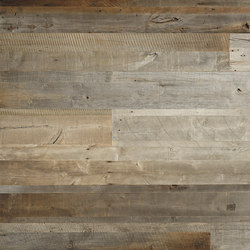 ELEMENTs Galleria Reclaimed wood alder grey | Wood panels | Admonter Holzindustrie AG