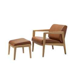 860 | Lounge chairs | Gebrüder T 1819