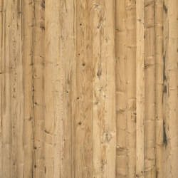 ELEMENTs Reclaimed wood hacked H2 | Wood panels / Wood fibre panels | Admonter
