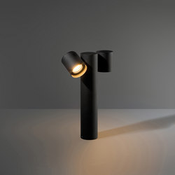 Lowieze low IP54 2x LED GI | Lampade outdoor pavimento | Modular Lighting Instruments