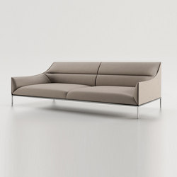 Curve | Divani lounge | ENNE