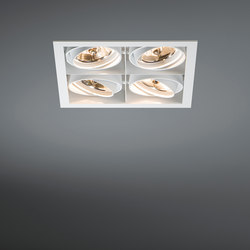 Mini multiple 4x AR70 GE | Spotlights | Modular Lighting Instruments