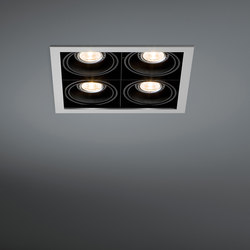 Mini multiple 4x LED retrofit | Spotlights | Modular Lighting Instruments
