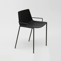 Fusion | Visitors chairs / Side chairs | ENNE