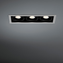 Mini multiple 3x LED retrofit | Strahler | Modular Lighting Instruments