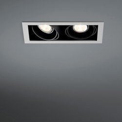 Mini multiple 2x LED retrofit | Strahler | Modular Lighting Instruments
