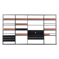 Deep | Shelving | ENNE