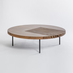Izzy Round | Lounge tables | ENNE