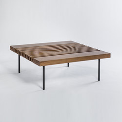 Izzy Square | Lounge tables | ENNE