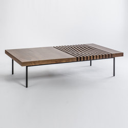 Izzy Rectengular | Lounge tables | ENNE