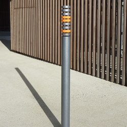 Color post | Bollards | Concept Urbain