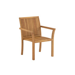 Puriz PRZ 55 armchair | Garden chairs | Royal Botania