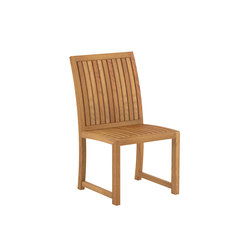 Puriz PRZ 47 dining chair | Garden chairs | Royal Botania