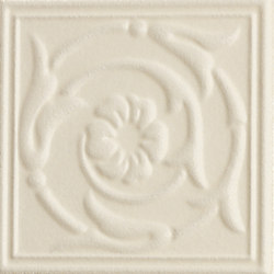 Ottocento Italiano tozzetto white | Carrelage céramique | Petracer's Ceramics