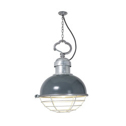 7243 Oceanic Pendant, Basalt Grey | General lighting | Davey Lighting Limited