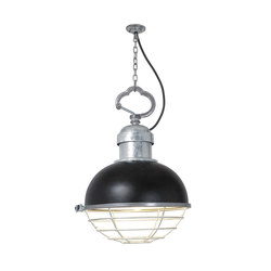 7243 Oceanic Pendant, Black | Illuminazione generale | Davey Lighting Limited