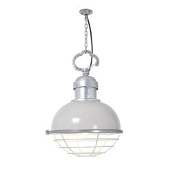 7243 Oceanic Pendant, Putty Grey | Iluminación general | Davey Lighting Limited