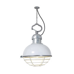 7243 Oceanic Pendant, White | Iluminación general | Davey Lighting Limited
