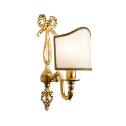 Ottocento Italiano appliques gold | Wall lights | Petracer's Ceramics