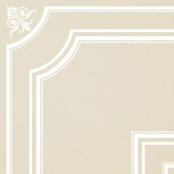 Ad Personam angolar floor bianco | Carrelage pour sol | Petracer's Ceramics