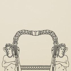Ad Personam blason | Piastrelle/mattonelle da pareti | Petracer's Ceramics