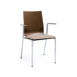 Sensi K2H | Visitors chairs / Side chairs | PROFIM