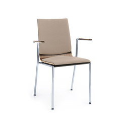 Sensi K3H | Visitors chairs / Side chairs | PROFIM