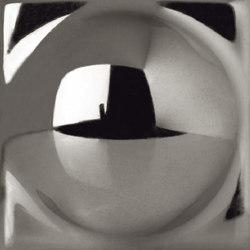 Capitonné tassello bombato platino | Mosaici | Petracer's Ceramics